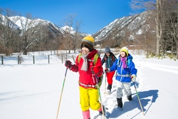1月6日より冬のイベントが始まります。