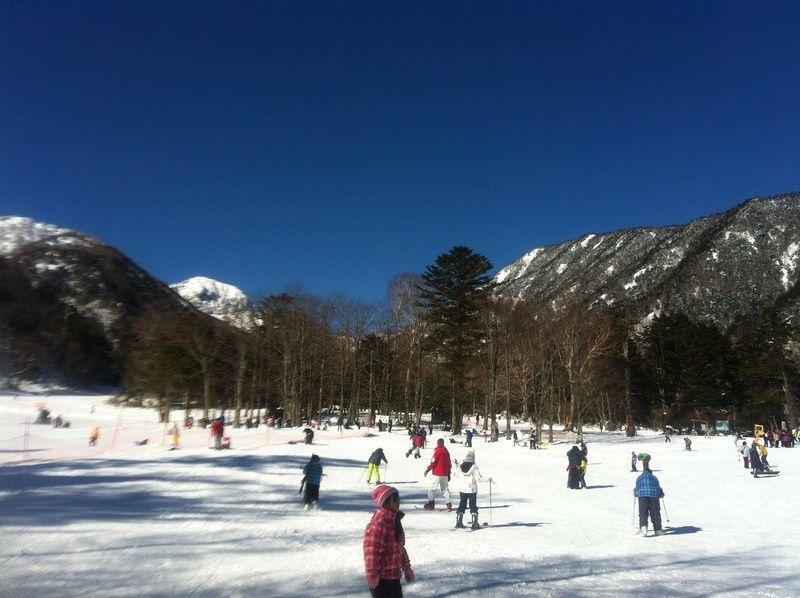 スキーレンタルのご案内