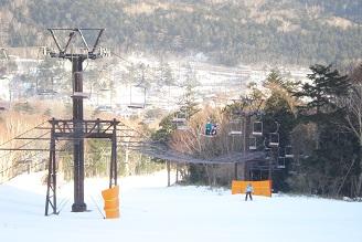 スキー場のご案内