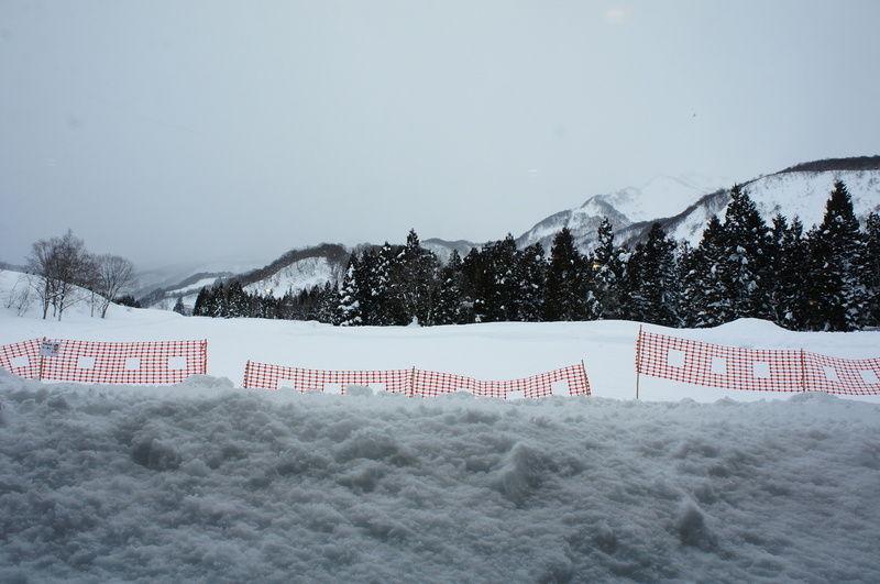 現在の積雪状況