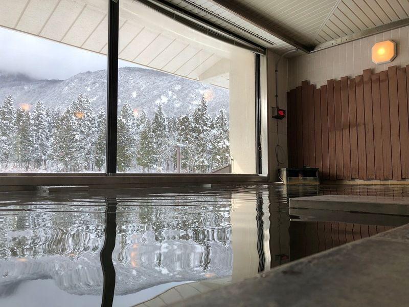 1月29日 スキー場・日帰り入浴の営業時間変更のお知らせ