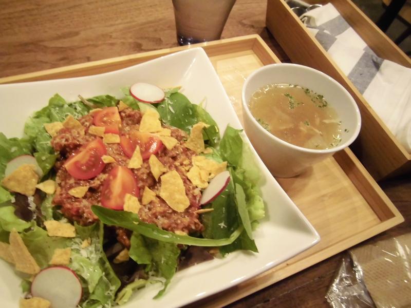淡路島でタコライスを食べよう♪