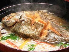 ご存知ですか? 淡路島の郷土料理「鯛麺」
