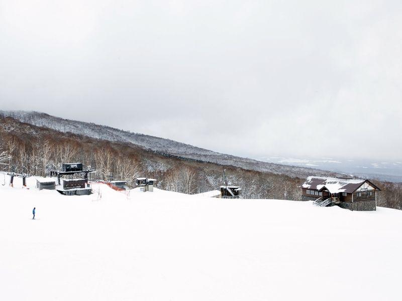 スキー場インフォメーション