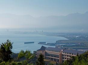 瀬戸内海と石鎚山を見るなら、休暇村へ♪