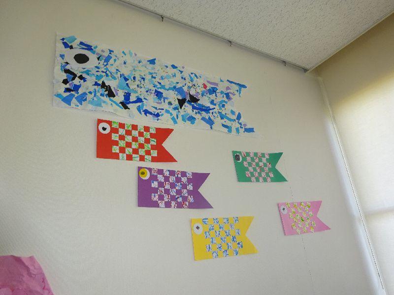 今治特別支援学校の方々の作品展示