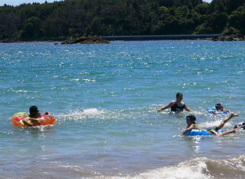 夏だ!海だ!海水浴だ~!