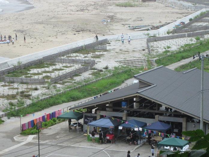 夏をエンジョイ!大島の海を楽しむイベント