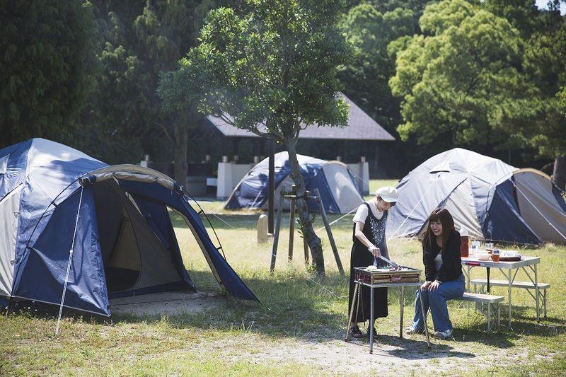 夏といえばキャンプ!!