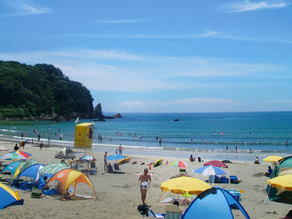 海水浴場「遊泳情報」 南伊豆町~下田市