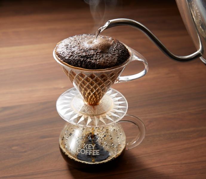 ハンドドリップコーヒー再開いたします!