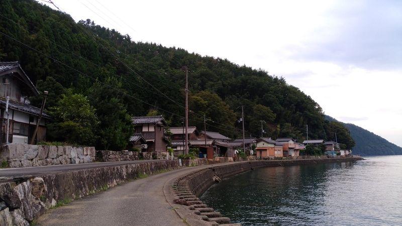 琵琶湖のほとりの秘境へ・・・