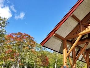 秋の網張キャンプ場情報
