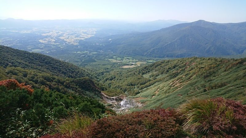 犬倉山からの風景
