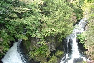 紅葉情報 龍頭の滝