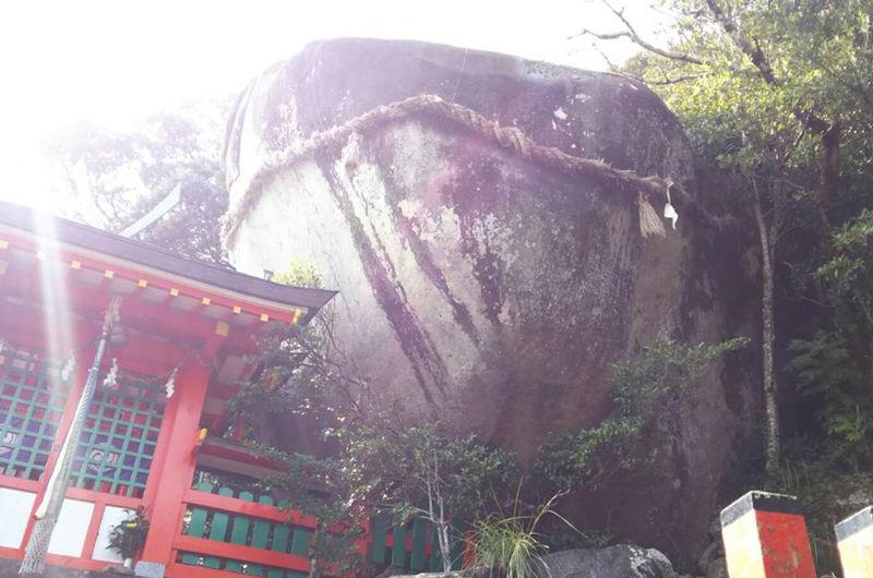 神々しき神社~神倉神社~