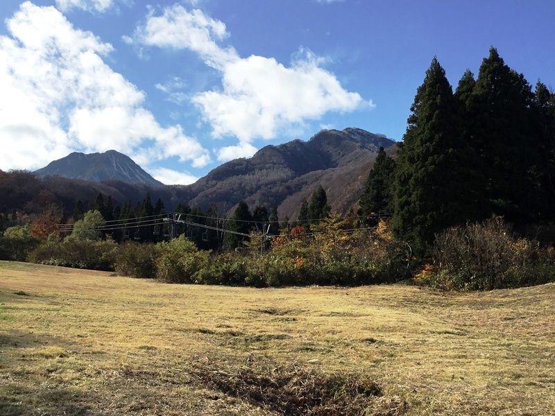今日の妙高山