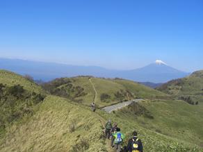 春のハイキングツアー募集開始(4月・5月)
