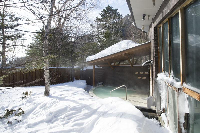 冬の大浴場利用上の注意