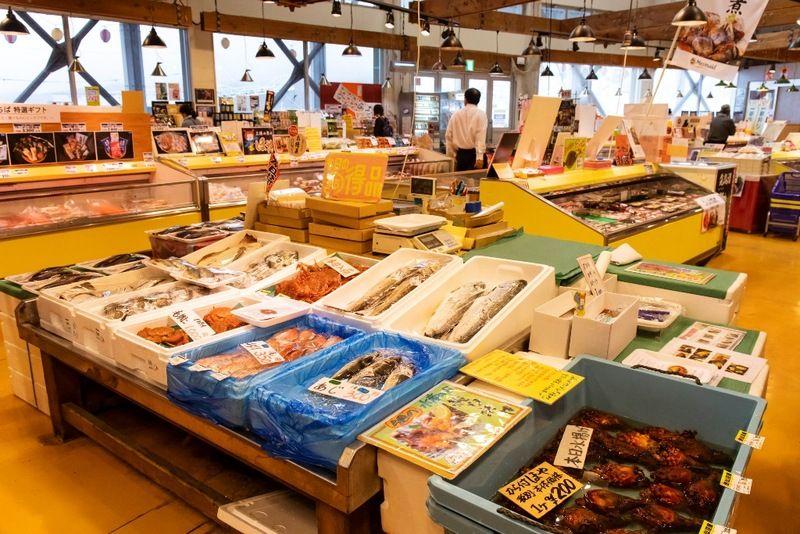 年末年始気仙沼の美味しいお魚のお土産を買うのはココ!