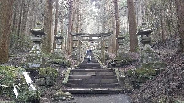「上色見熊野座神社♪」初詣オススメのスポット