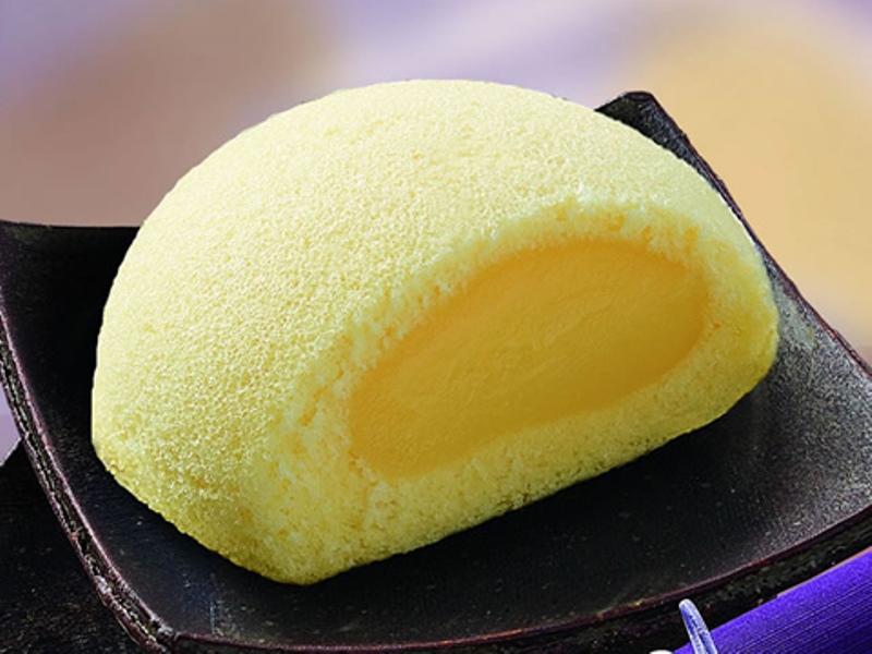 那須の定番菓子「御用邸の月」