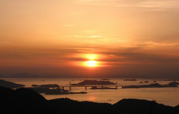 タイムラプス動画 「瀬戸内海国立公園~島と海・陽と風~」