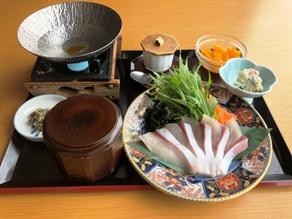 ひけたブリ終了⇒香川県魚ハマチのおいしいランチが登場♪