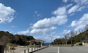竹野にも青空が増えてきました♪