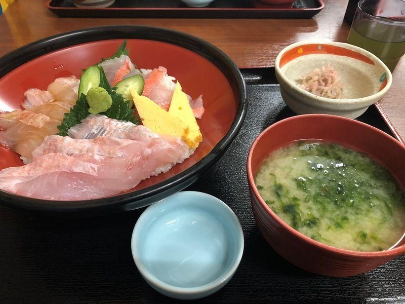 下田で金目鯛を食べるならココ!