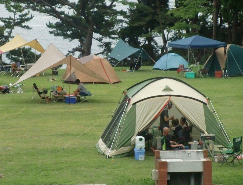 キャンプ場OPEN日程について