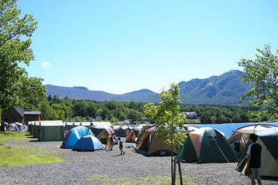 モラップキャンプ場のオープン日について