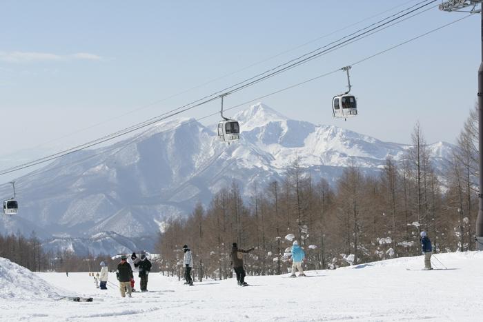 裏磐梯に春スキーへ行こう!