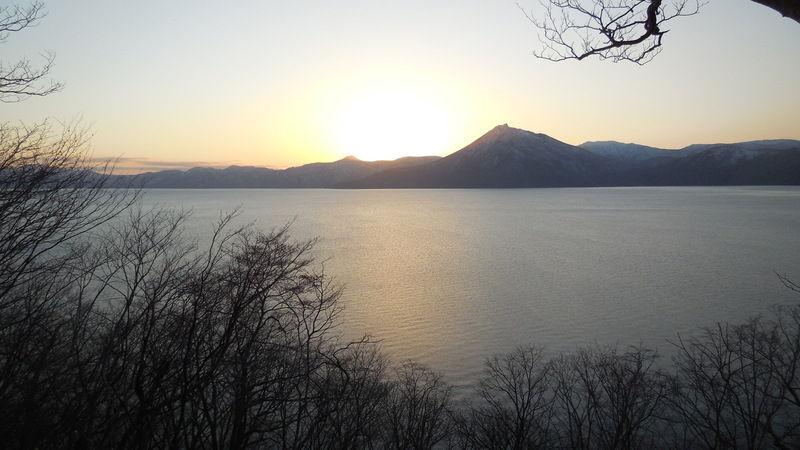 夕日がきれいに見られます