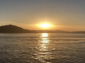綺麗な夕日を見に来ませんか?