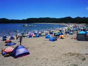 南伊豆の夏!弓ヶ浜&プール情報