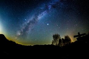 奥日光の星空時間