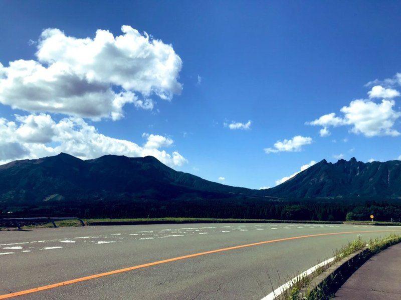 休暇村の周り!夏の景色!