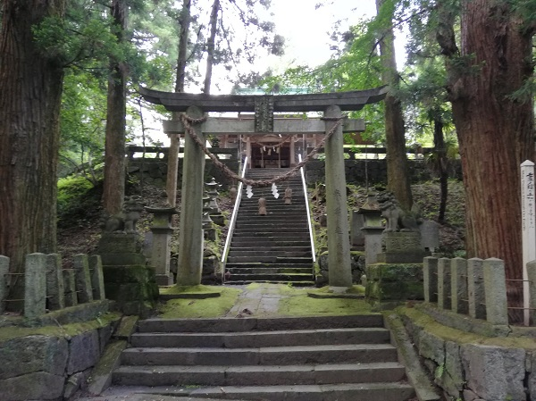 """""""上色見""""だけじゃない!もう一つの『熊野座神社』"""
