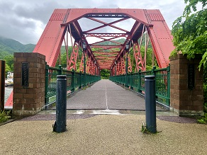 山線鉄橋の歴史