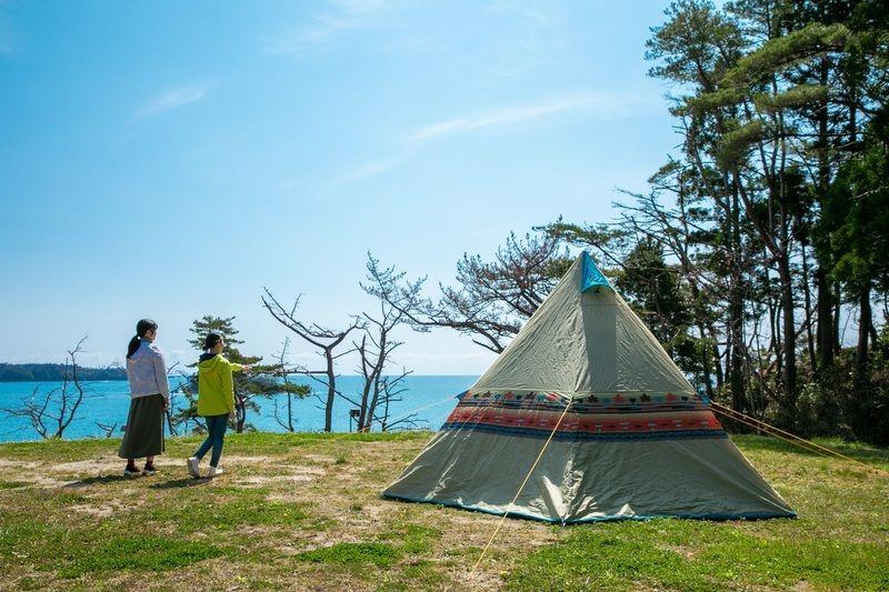夏のキャンプ予約状況のご案内!