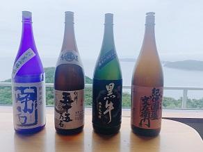 日本酒好きの方必見!銘酒飲み比べセット
