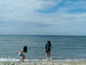 夏だ!海だ!海水浴だぁぁー<br>庄内羽黒は海も近い!
