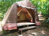 夏だ!山だ!キャンプだぁ~!手ぶらでキャンプのテント紹介
