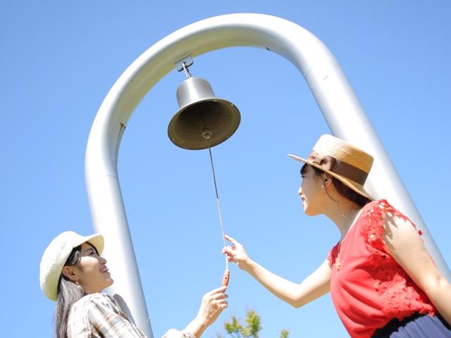 この鐘を鳴らすのは貴方♫