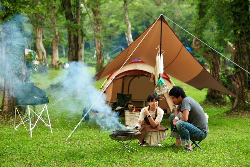 秋の夜長も・・・笹ヶ峰キャンプ場