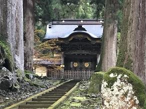 福井県の紅葉のスポット「永平寺」