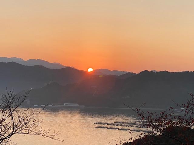 福良湾の絶景スポット