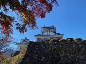 福井県が誇る五名城のひとつ!『越前大野城』
