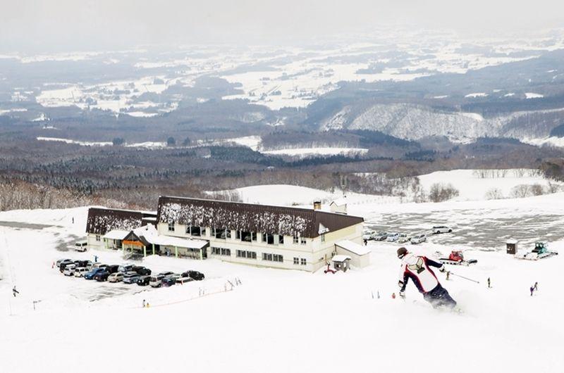網張温泉スキー場インフォメーション